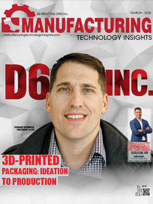 D6 Inc.:3D-Printed Packaging: Ideation To Production